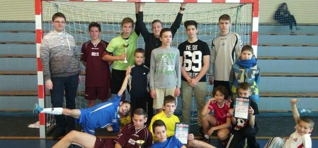 Turniej Piłki Nożnej 29.09.2014